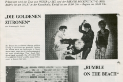 Presse – Rumble On The Beach Archiv - We Are The Champions2 - 1987