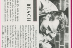 Presse – Rumble On The Beach Archiv - luxor - 1987