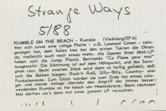 Presse – Rumble On The Beach Archiv - no name 2 - 1988