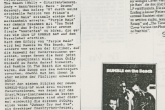 Presse – Rumble On The Beach Archiv - strage ways - 1988 (2)