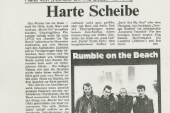 Presse – Rumble On The Beach Archiv - QM - 1989 (2)