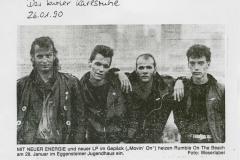 Presse-–-Rumble-On-The-Beach-Archiv---der-kurier-karlsruhe---1990
