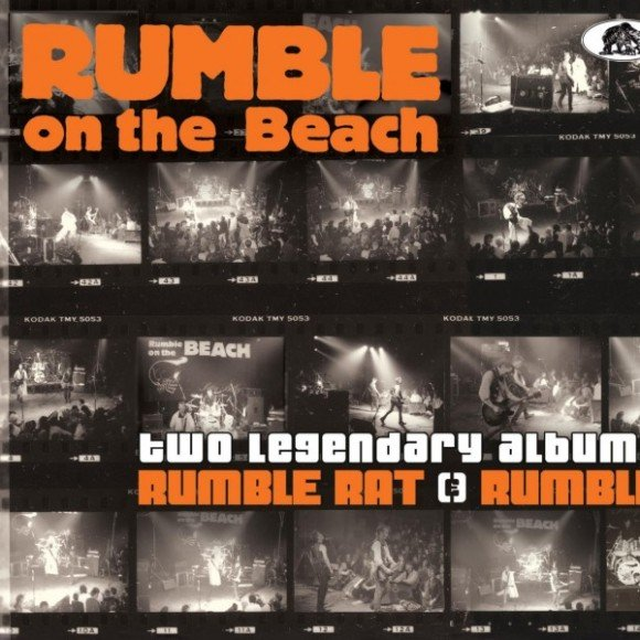 Two Legendary Albums – Rumble Rat & Rumble