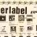 Ausschnitt, Weser Label Katalog von 1989 !