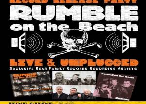 Rumble on the Beach – bei Hot Shot Records – Bremen