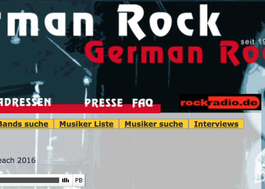 Rumble On The Beach – Interview mit Kurt vom German Rock
