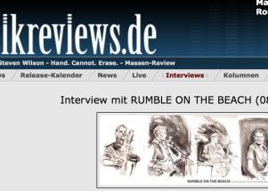 Wenn Rockabilly auf deutsche Realität trifft