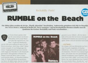 Slam Artikel von Ralf G. Poppe – Rumble On The Beach