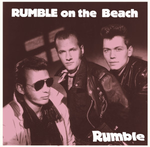 Rumble - 10inch Purple Vinyl