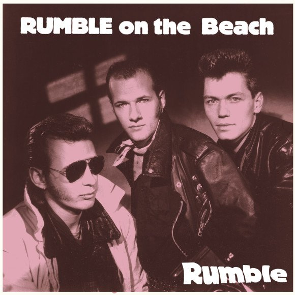 Rumble – 10inch Purple Vinyl