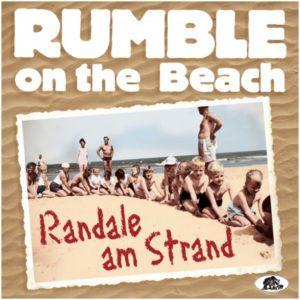 Rumble On The Beach - Randale am Strand -CD& LP