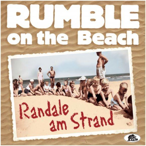Randale am Strand – Vinyl / CD