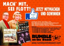 Rumble On The Beach – Gewinnspiel –