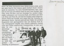 Presse – Rumble On The Beach Archiv – Februar 1990 – Magazin – Baumgarten